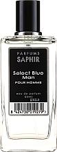 Parfumuri și produse cosmetice Saphir Parfums Select Blue Man - Apă de parfum
