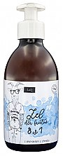 Parfumuri și produse cosmetice Gel de duș - LaQ 8 in 1 For Men Shower Gel With Hops Extract