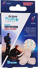 Parfumuri și produse cosmetice Set de plasturi pentru călătorii - Ntrade Active Plast First Aid Travel Patches