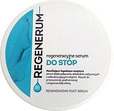 Parfumuri și produse cosmetice Ser regenerant pentru picioare - Aflofarm Regenerum Serum