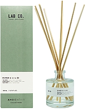 Parfumuri și produse cosmetice Difuzor de aromă - Ambientair Lab Co. Pepper & Iris