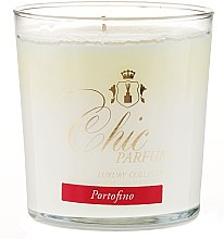 Parfumuri și produse cosmetice Lumânare parfumată - Chic Parfum Luxury Collection Portofino Candle