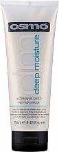 """Parfumuri și produse cosmetice Mască de păr """"HIdratare profundă"""" - Osmo Deep Moisturising Intensive Deep Repair Mask"""