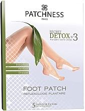 Parfumuri și produse cosmetice Patch-uri pentru picioare - Patchness Foot Patch