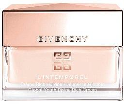 Parfumuri și produse cosmetice Cremă de față - Givenchy L`Intemporel Global Youth Divine Rich Cream