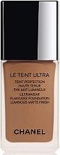 Parfumuri și produse cosmetice Tonic fluid rezistent - Chanel Le Teint Ultra Foundation SPF 15