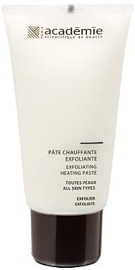 Отшелушивающая разогревающая паста - Academie Visage Pate Chauffante Exfoliante — фото N1