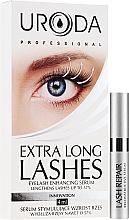 Parfumuri și produse cosmetice Ser pentru creșterea genelor - Uroda Professional Extra Long Lashes Enhancing Serum