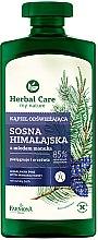"Parfumuri și produse cosmetice Lapte de baie ""Pin și miere"" - Farmona Herbal Care"