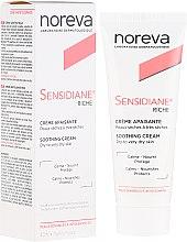 Parfumuri și produse cosmetice Cremă de față - Noreva Laboratoires Sensidiane Intolerant Skin Care Rich Texture