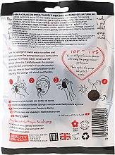 Burete pentru curățarea feței - Beauty Formulas Konjac Bamboo Charcoal Facial Sponge — Imagine N2