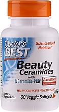 Parfumuri și produse cosmetice Beauty Ceramides - Doctor's Best Beauty Ceramides with Ceramide-PCD