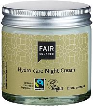 Parfumuri și produse cosmetice Cremă de noapte pentru față - Fair Squared Hydro Care Night Cream