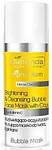 Parfumuri și produse cosmetice Mască de față - Bielenda Professional Face Program Bubble Musk Clay