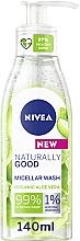 Духи, Парфюмерия, косметика Apă micelară - Nivea Naturally Good Micellar Wash
