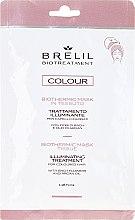 Parfumuri și produse cosmetice Mască de păr - Brelil Bio Treatment Colour Biothermic Mask Tissue