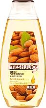 """Духи, Парфюмерия, косметика Ulei de duș """"Migdale dulci"""" - Fresh Juice Shower Oil Sweet Almond"""