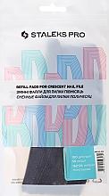 Parfumuri și produse cosmetice Set foi de polizare pentru disc de pedichiură, Expert 42, 100 grit, DFE-42-100 - Staleks Pro (50 bucăți)