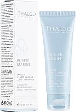 """Parfumuri și produse cosmetice Mască de față """"Curățare absolută"""" - Thalgo Absolute Purifying Mask"""