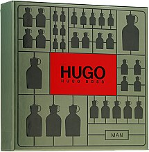 Hugo Boss Hugo Men - Set (edt/75ml + deo/75ml) — Imagine N2