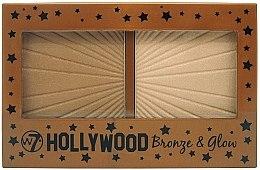 Parfumuri și produse cosmetice Bronzer pentru față - W7 Hollywood Bronze & Glow