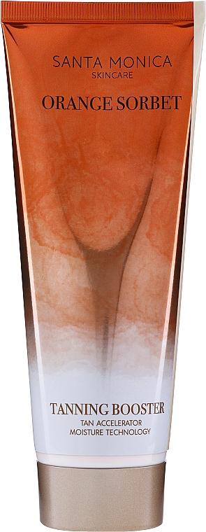 """Loțiune pentru bronz """"Sorbet de portocală"""" - Santa Monica Orange Sorbet Tannning Booster"""