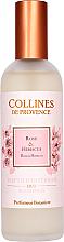 """Parfumuri și produse cosmetice Аромат для дома """"Роза и Гибискус"""" - Collines de Provence Rose & Hibiscus"""