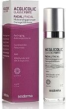 Parfumuri și produse cosmetice Cremă-gel hidratant - SesDerma Laboratories Acglicolic Classic Forte Moisturizing Gel Cream