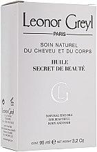 """Parfumuri și produse cosmetice Ulei pentru păr și corp """"Secretul frumuseții"""" - Leonor Greyl Huile Secret de Beaute"""