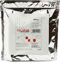 Parfumuri și produse cosmetice Pudră decolorantă - Kevin.Murphy Color Me Lightener Extra Lift Refill (rezervă)