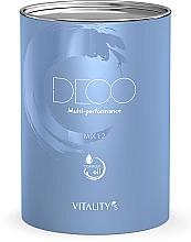 Parfumuri și produse cosmetice Pudră decolorantă pentru păr - Vitality's Multi Performance