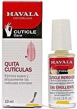 Parfumuri și produse cosmetice Soluție pentru eliminarea cuticulei - Mavala Cuticle Remover