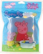 """Parfumuri și produse cosmetice Burete de baie """"Peppa Pig"""" pentru copii, Peppa - Suavipiel Peppa Pig Bath Sponge"""
