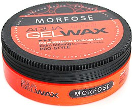 Parfumuri și produse cosmetice Soluție pentru styling - Morfose Aqua Gel Wax Extra Shining