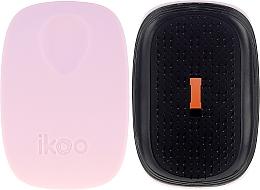 Parfumuri și produse cosmetice Pieptene - Ikoo Pocket Black Cotton Candy