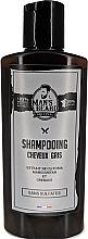 Parfumuri și produse cosmetice Șampon pentru părul gri - Man'S Beard Shampooing Cheveux Gris Sans Sulfates