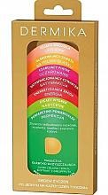 Parfumuri și produse cosmetice Set de măști pentru fiecare zi a săptămânii - Dermika Seven Wishes (7 x 3 ml)