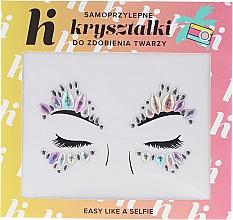 Parfumuri și produse cosmetice Cristale adezive pentru față - Hi Hybrid 2