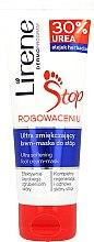 Parfumuri și produse cosmetice Cremă-mască regenerantă pentru tălpi 2in1 - Lirene Stop Callusness Foot Cream-Mask