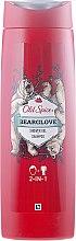 Parfumuri și produse cosmetice Gel de duș - Old Spice Bearglove Shower Gel+Shampoo
