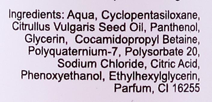 Несмываемый кондиционер для волос с маслом семян арбуза - New Anna Cosmetics — фото N3