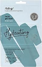 Parfumuri și produse cosmetice Mască gel hidratantă pentru față - Kili-g Hydrating Face Mask