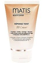 Parfumuri și produse cosmetice BB-cremă SPF 15 - Matis BB Cream Reponse Teint SPF 15