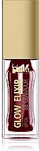 Parfumuri și produse cosmetice Ulei de buze - Delia Be Glamour Glow Elixir Lip Oil