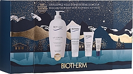 Parfumuri și produse cosmetice Set - Biotherm Water Lovers (b/milk/400ml + milk/75ml + h/cr/50ml + lip/balm/5ml)