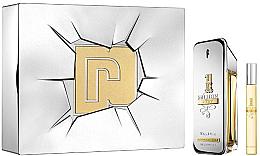 Parfumuri și produse cosmetice Paco Rabanne 1 Million Lucky - Set (edt/100ml + edt/mini/10ml)