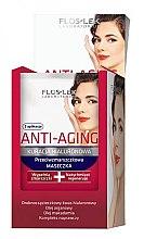 Parfumuri și produse cosmetice Mască de față - Floslek Anti-Aging Kuracja Hialuronowa Mask