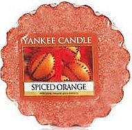 Parfumuri și produse cosmetice Ceară aromată - Yankee Candle Spiced Orange Wax Melts