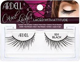 Parfumuri și produse cosmetice Extensii gene - Ardell Lashes Corset Collection Black 501