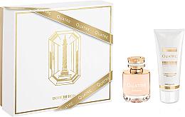 Parfumuri și produse cosmetice Boucheron Quatre Boucheron Pour Femme - Set (edp/50ml + b/lot/100ml)